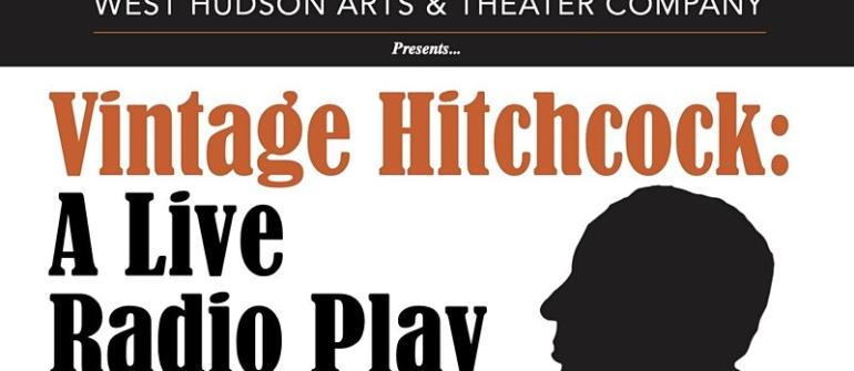 Vintage Hitchcock – A Radio Play