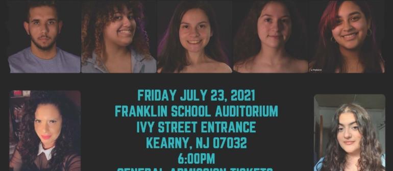 Teen Theater Workshop 2021 – Student Showcase