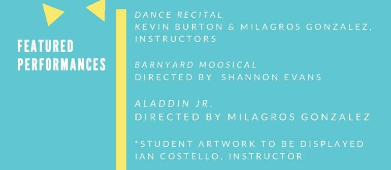 Summer Arts Camp 2021 – Student Showcase